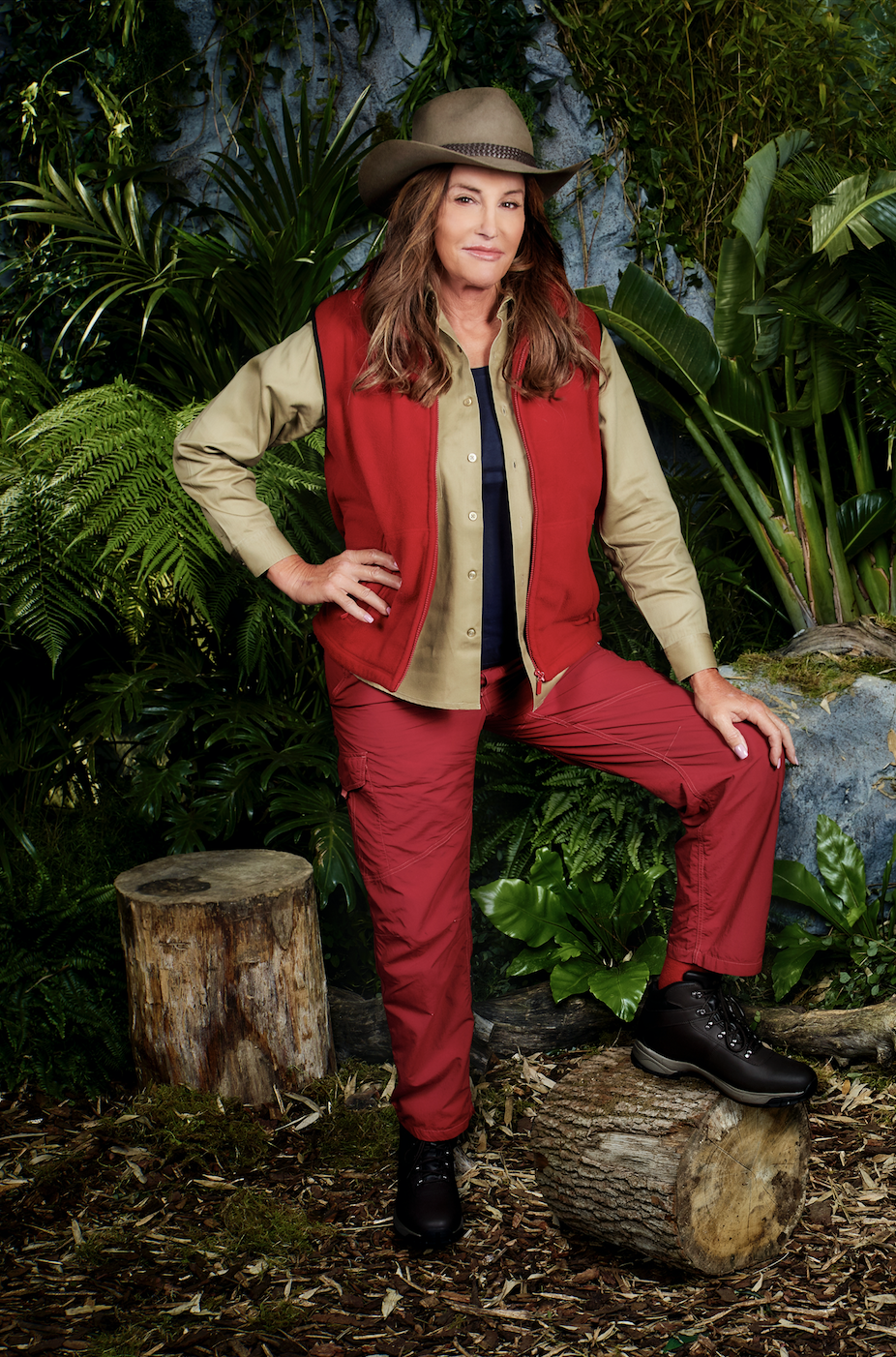 New I'm a Celebrity star Caitlyn Jenner has already competed on the show once before
