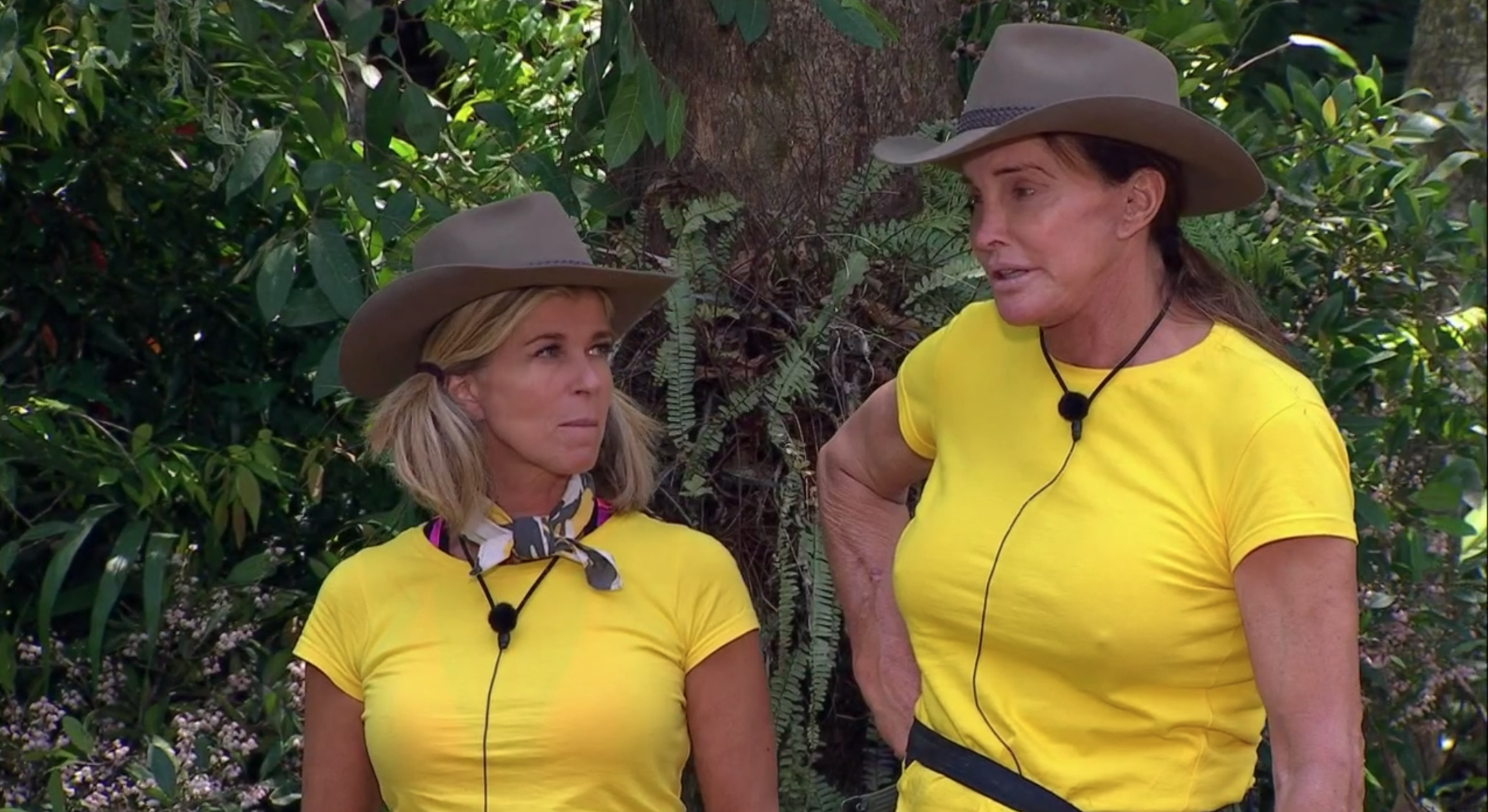 I'm a Celebrity star Caitlyn Jenner's revelation absolutely stuns viewers