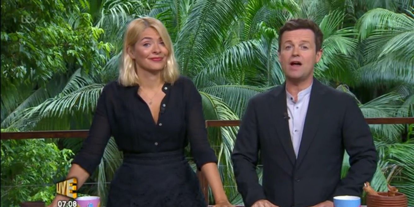 I'm a Celebrity 12/5/18: Holly Willoughby, Dec Donnelly