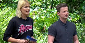Holly Willoughby's jumper on I'm A Celeb