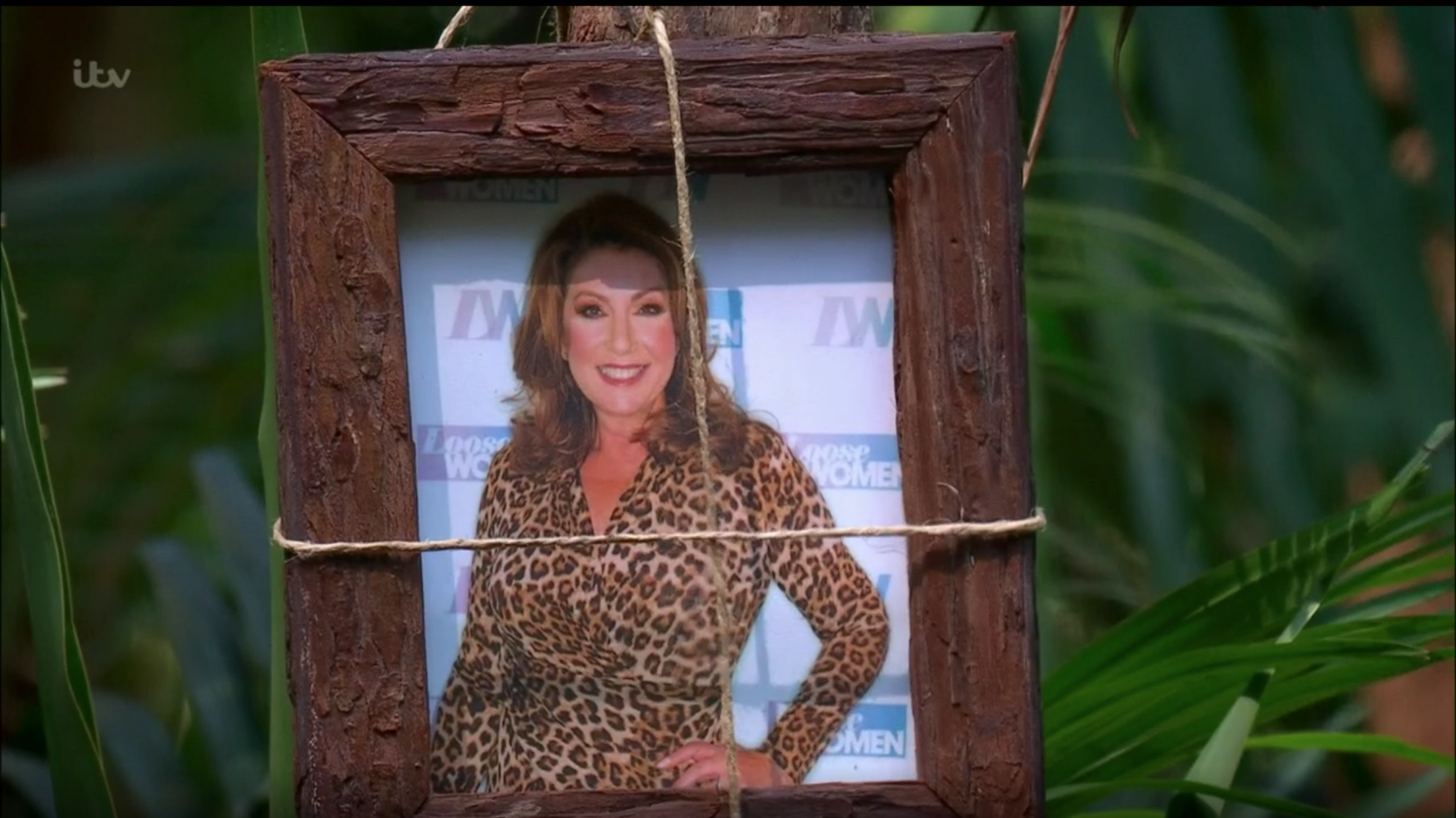Jane McDonald responds to Adele Roberts' I'm a Celebrity picture in the best way