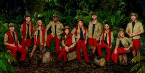 The full I'm A Celebrity... Get Me Out Of Here! line up