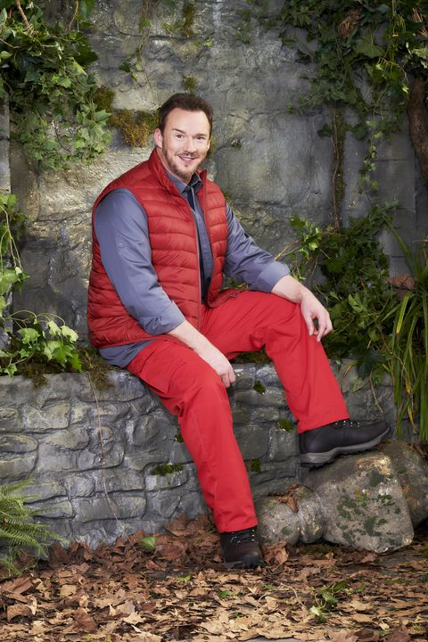 i'm a celebrity, russell watson
