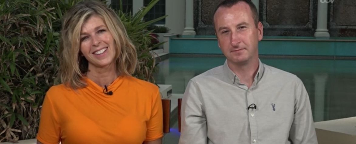 """I'm a Celebrity's Andy Whyment admits word that was """"banned"""" in camp"""