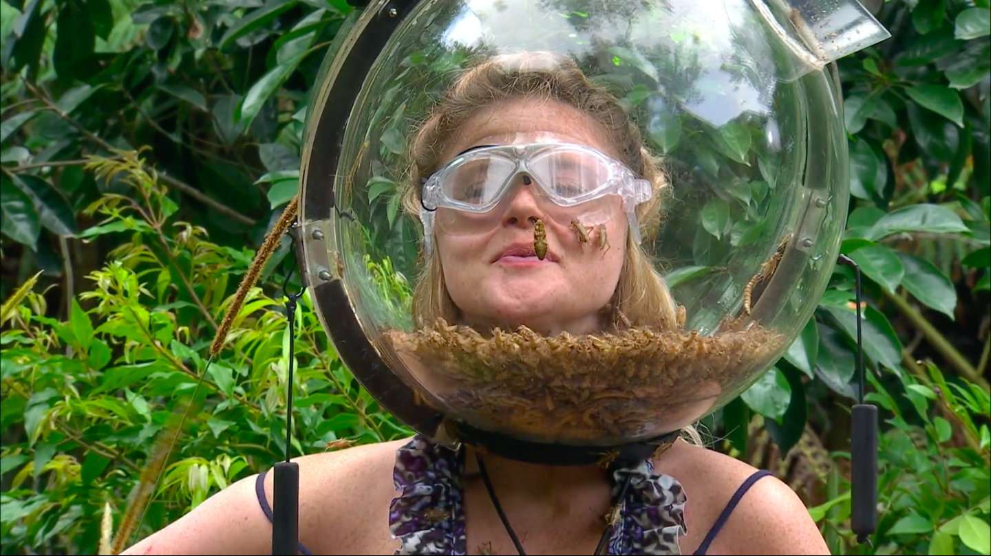 "I'm a Celebrity's Emily Atack calls doing the ITV show ""the best"" decision of her life"