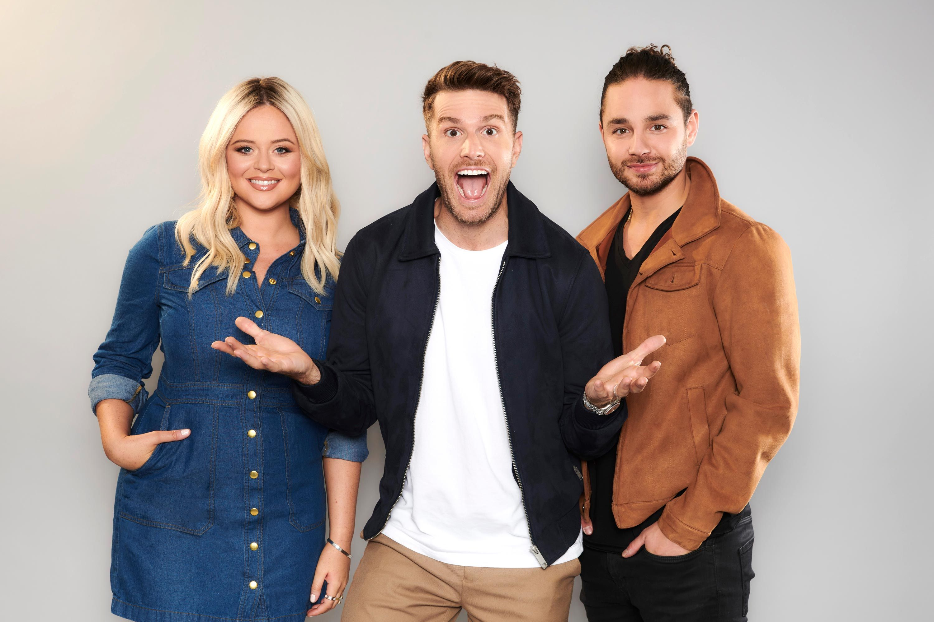 I'm a Celebrity: Extra Camp co-host Joel Dommett confirms the show has been cancelled