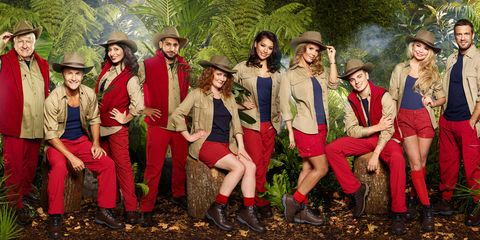 Is this the medical exam the I'm A Celeb contestants have to pass?