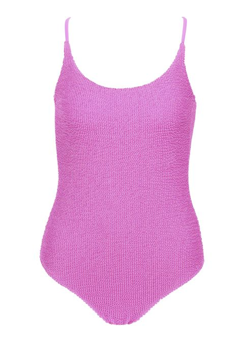 Clothing, Pink, Swimwear, One-piece swimsuit, Leotard, Violet, Sportswear, Magenta, Undergarment, camisoles,