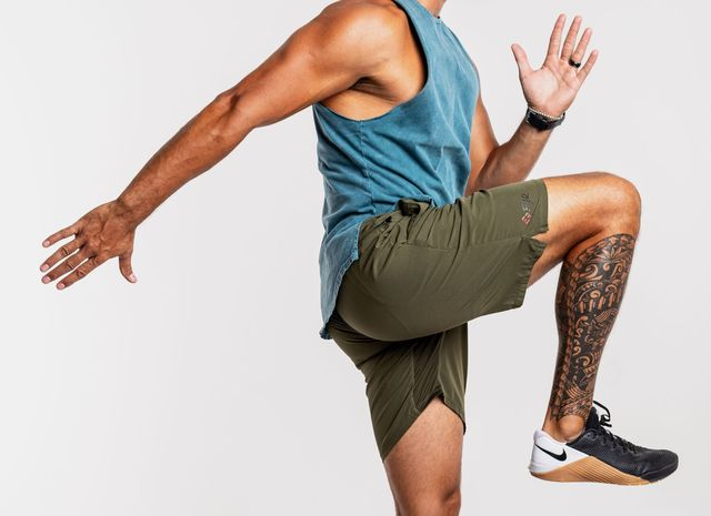 hannah eden gym shorts lead