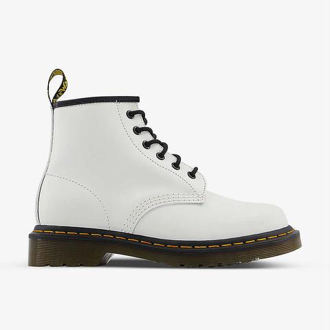 dr martens 白色馬汀靴