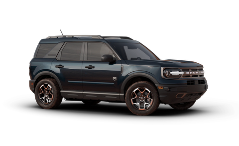How We D Spec It 2021 Ford Bronco Sport
