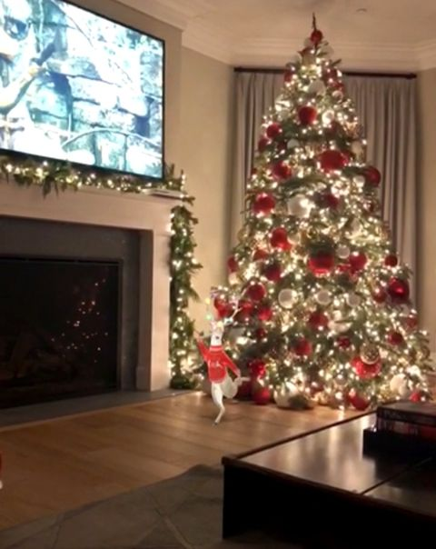 Celebrity Christmas Decorations 2017