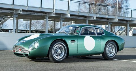 This 1961 Aston Martin Might Become The Most Expensive Car Ever Sold