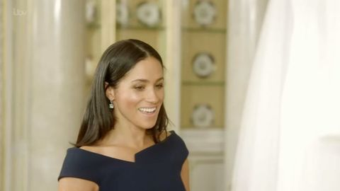 Meghan Markle In Queen Of The World