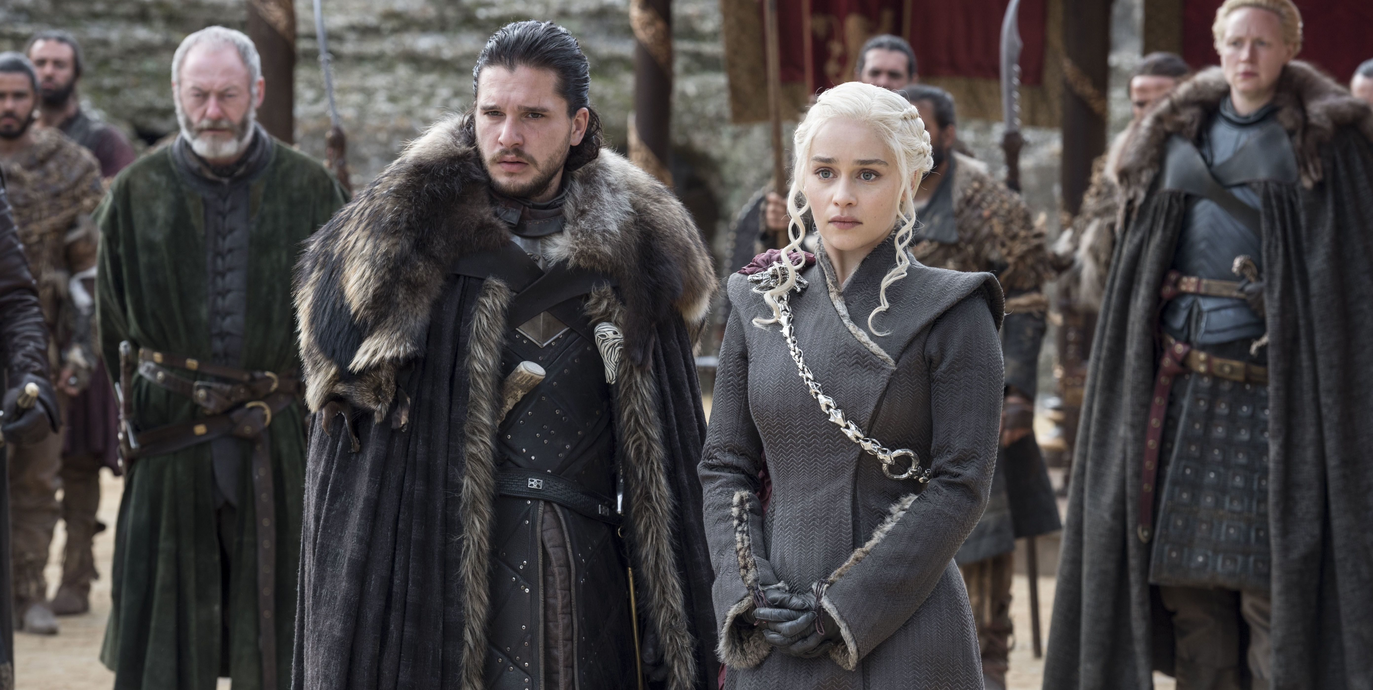 The 'Game Of Thrones' Season Eight Episode Run Times Have Leaked