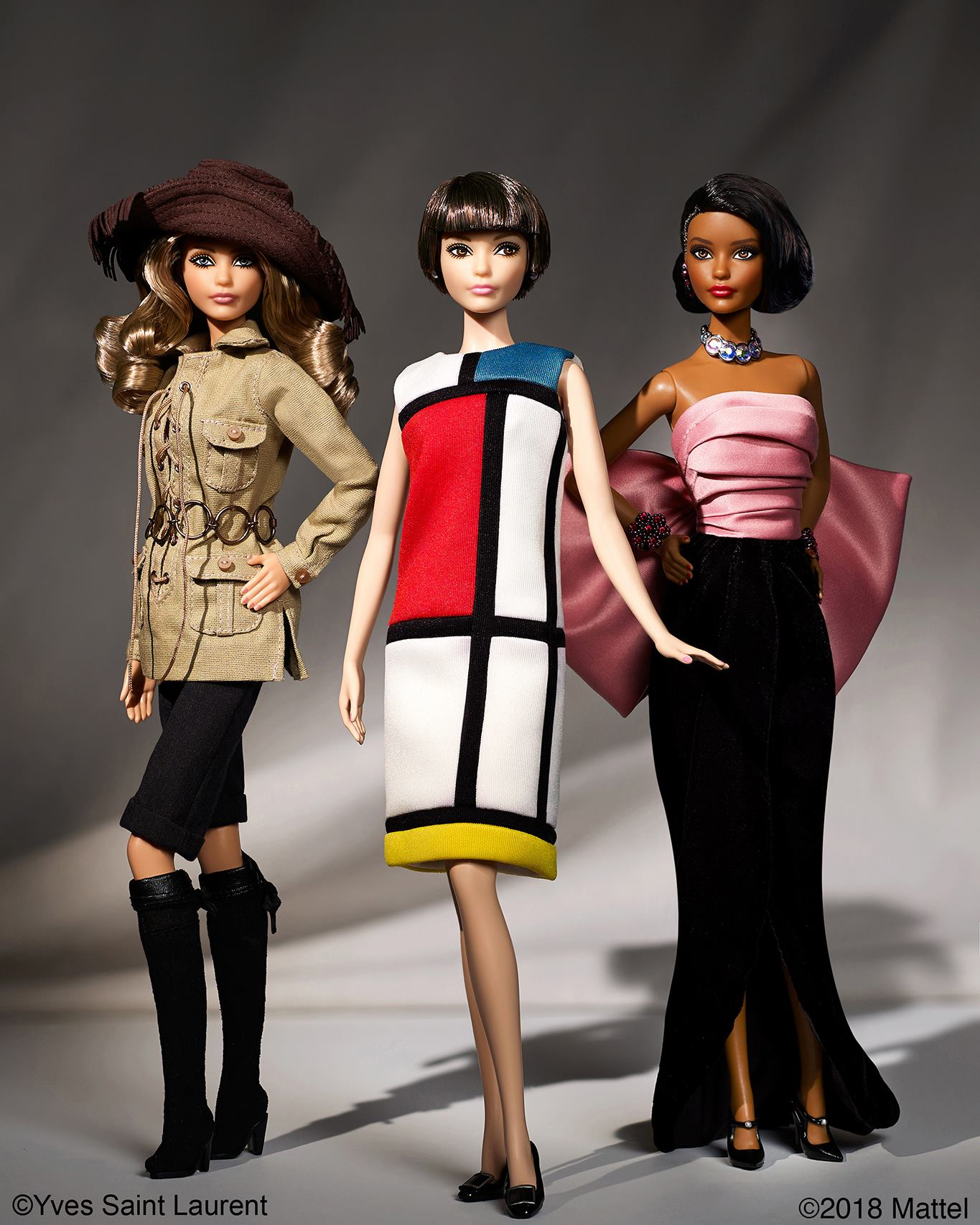 Designers Who Dressed Barbie