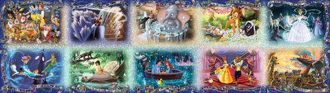 迪士尼4萬片拼圖的終極挑戰