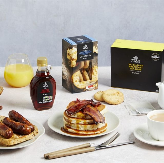 morrisons mother's day breakfast in bed box
