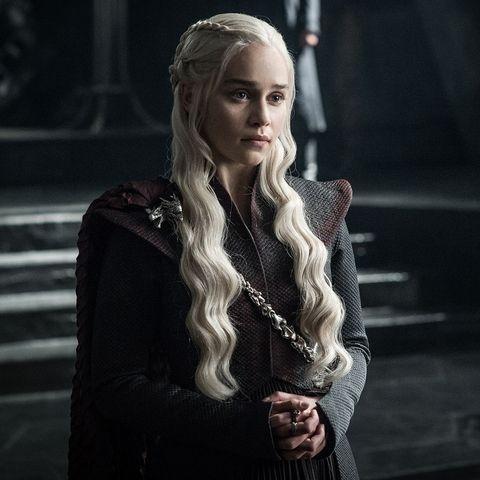 Game Of Thrones Emilia Clarke s8