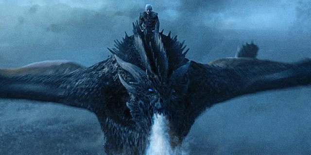 Is Viserion Dead Here S What Happened To Game Of Thrones Zombie Dragon