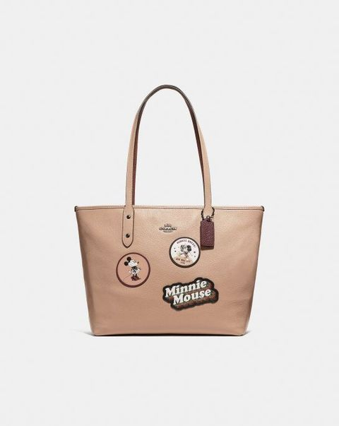 4d6e75d7f See Every Minnie Mouse Inspired Piece From The Latest Coach X Disney ...