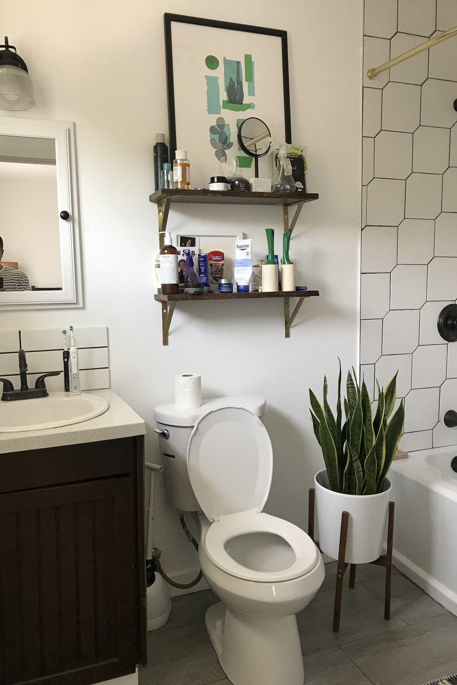 These 11 Stylish Bathroom Remodel Ideas, Small Bathroom Redo