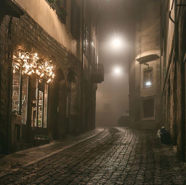 spookiest towns