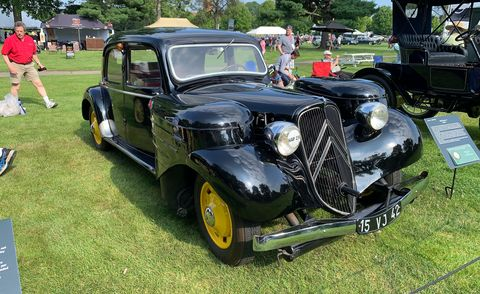1938 Citroën 11 Berline