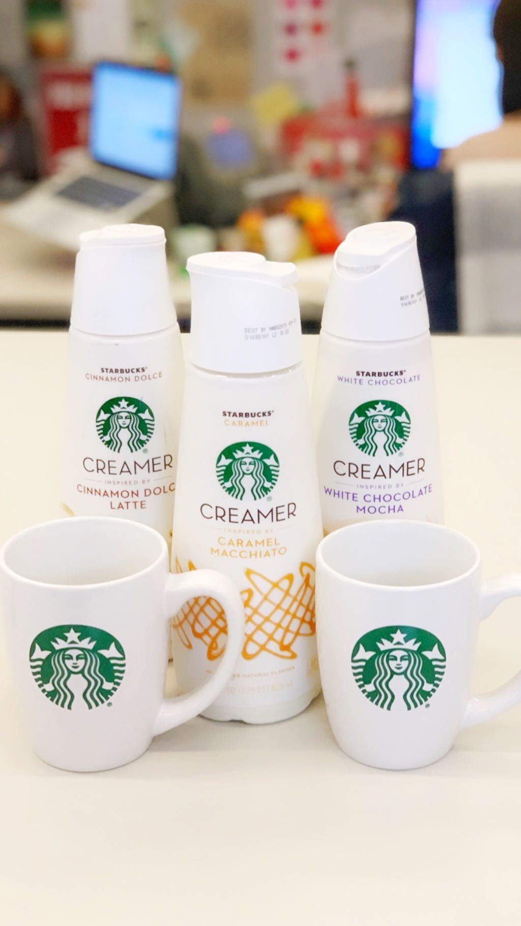 We Tried Starbucks' New Coffee Creamers And They Taste As Good As The Chain's In-Store Drinks