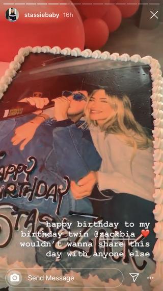 stassi's birthday party