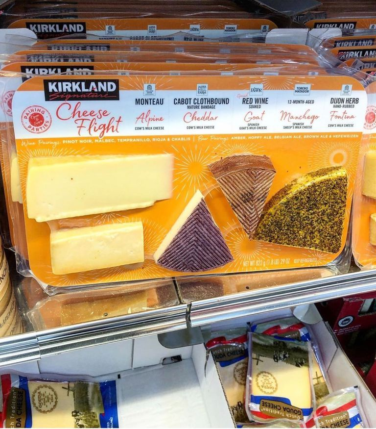 Costco Is Now Selling Cheese Flights For $19.99