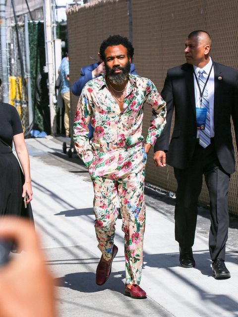 Donald Glover In Los Angeles - July 09, 2019