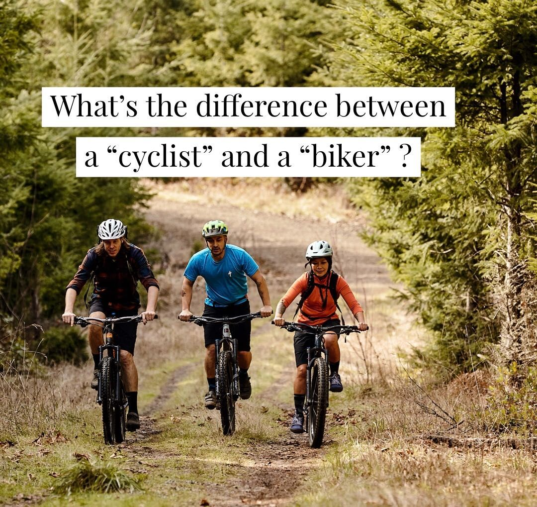 Cyclist or Biker? Here's What Our Readers Had to Say