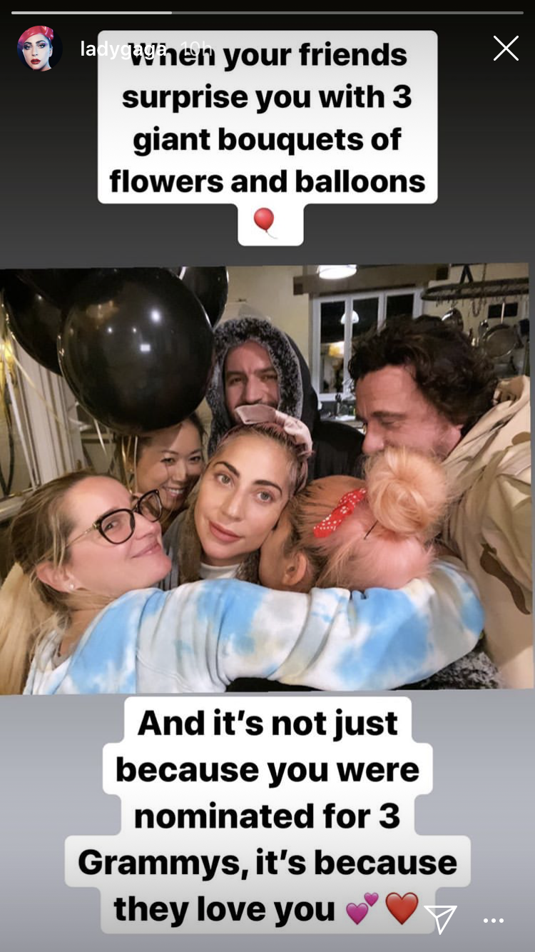 Lady Gaga Just Posted The Most Stunning Bare-Faced Photo On Instagram Stories