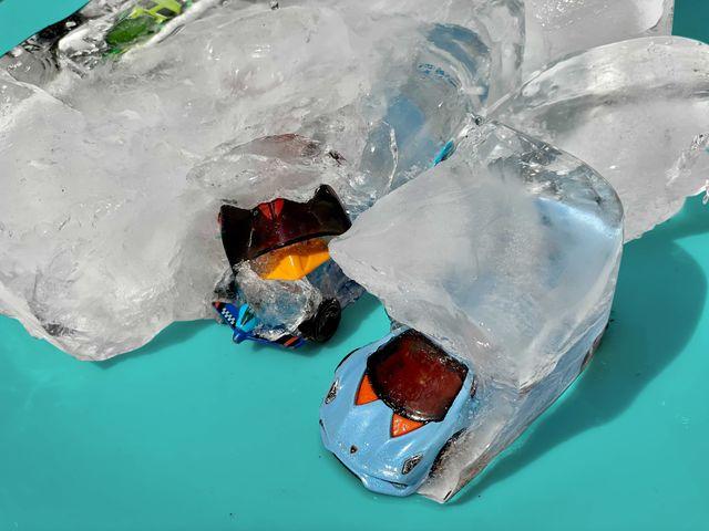 deep freeze cars
