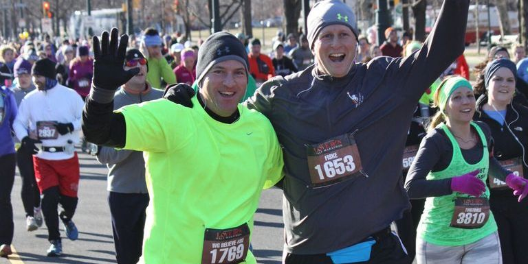 This 46-Year-Old Marathoner Was Hospitalized With COVID-19. Here's What Happened.