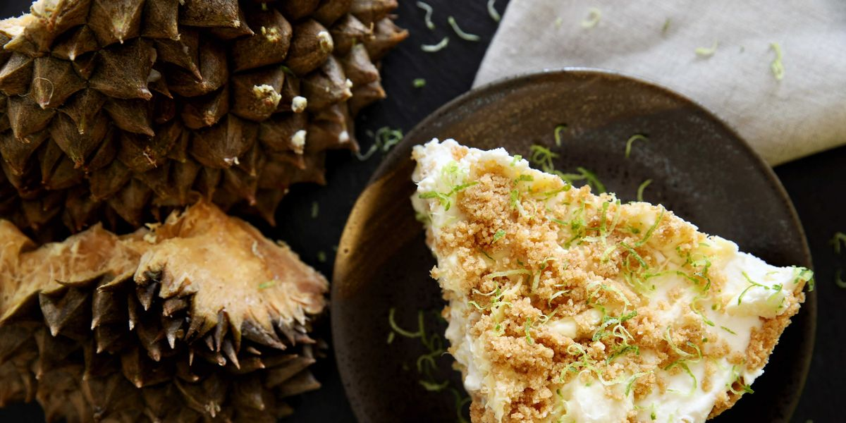 Durian Pie