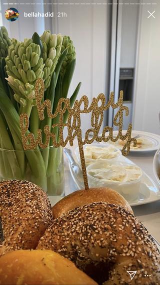 gigi's birthday decorations