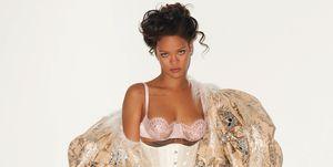 Rihanna for CR Fashion Book
