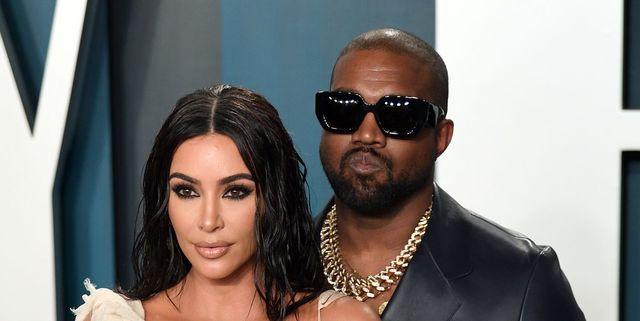 Kanye West Surprised Kim Kardashian With A Hologram Of Her Late Dad Robert Kardashian
