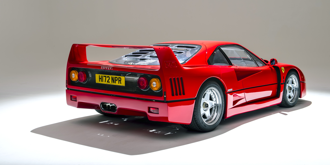 F40 For Sale >> You Ll Always Be Able To Buy A Practically New Ferrari F40