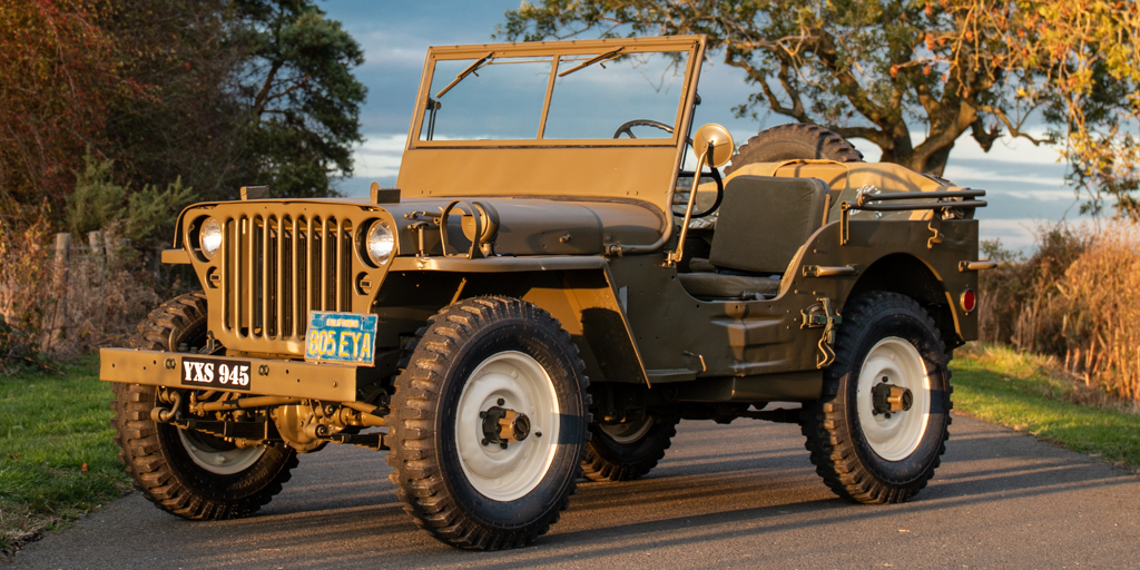 Car Auction Apps >> Steve McQueen Jeep - McQueen's Old Willys Jeep For Sale
