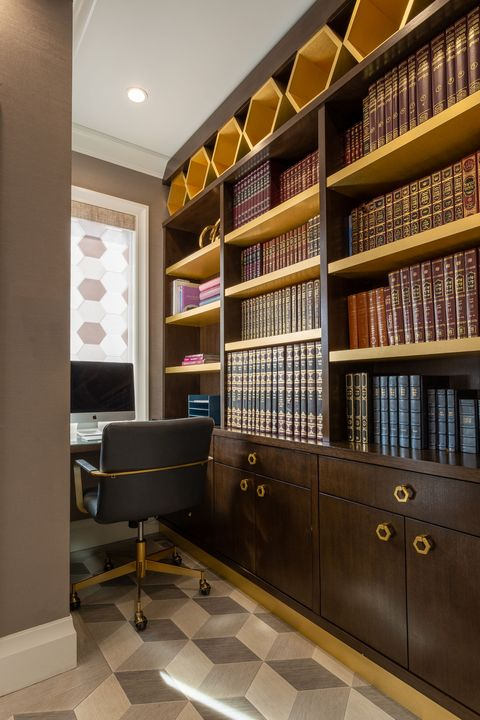a library for storing Hebrew scriptures, designed by Rosie Cohen