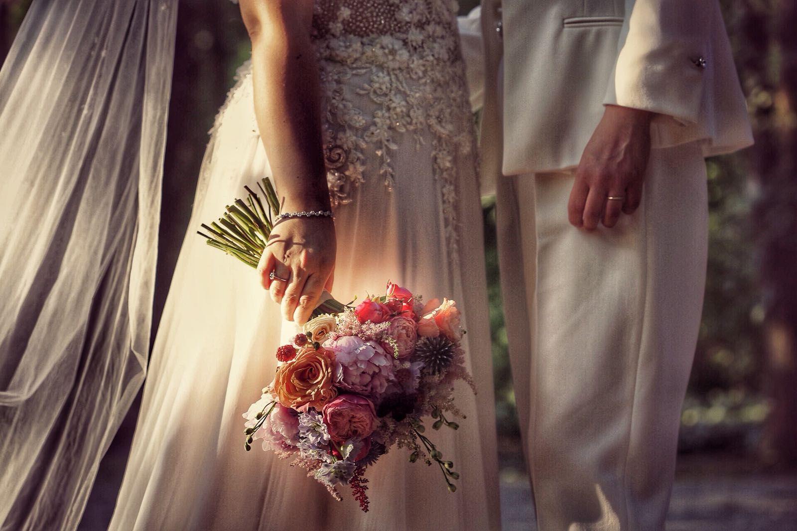 Matrimonio Nel Bosco Toscana : Il matrimonio ambientato in un bosco delle meraviglie dalla