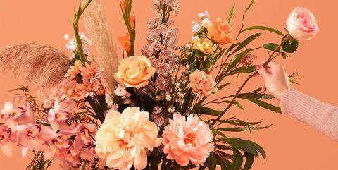 moederdag boeket versturen met bloomon