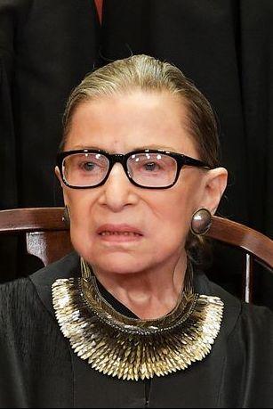 Ruth Bader Ginsburg Stella & Dot Necklace