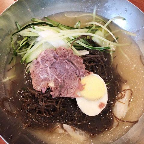 Dish, Cuisine, Food, Boiled beef, Ingredient, Naengmyeon, Comfort food, Soup, Produce, Makguksu,