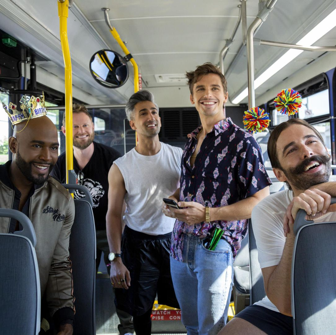 Netflix Just Announced the Queer Eye Season 3 Premiere Date