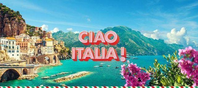ciao italia, yoox, getaway, virtual, ocean