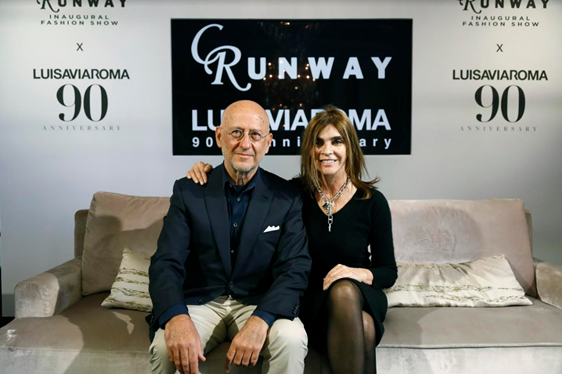 The fashion event is in collaboration with LuisaViaRoma and will take place on June 13, 2019 in Florence